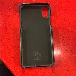 Tory Burch Accessories - Tory burch phone case iphone xs